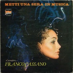 Franco Cassano - Metti Una Sera In Musica (ITA 1978 Durium Start LP.S 40.035) LP
