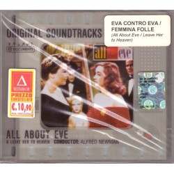 Alfred Newman - Eva contro Eva, Femmina folle (EU 2004 Musiki Akti 221802-207) CD