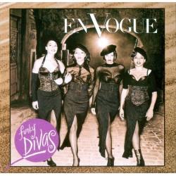 En Vogue - Funky Divas (GER 1993 EastWest 7567-92310-2) CD
