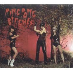 Ping Pong Bitches - Ping Pong Bitches (UK 2001 Poptones mc5009cd) CD