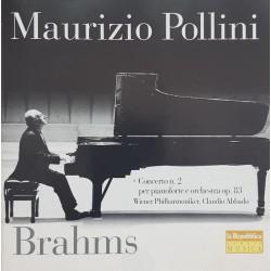 Brahms - Concerto N. 2 per Pianoforte e Orchestra Op.83: Maurizio Pollini, Wiener Philharmoniker, Claudio Abbado