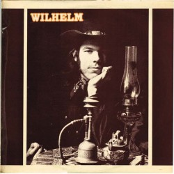 Mike Wilhelm - Wilhelm (UK 1976 United Artists, ZigZag UA-ZZ-1) LP