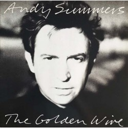 Andy Summers - The Golden Wire (ITA 1989 Private Music 209 784) LP EX