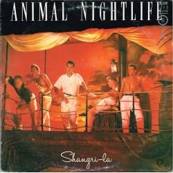 Animal Nightlife - Shangri-La (ITA 1985 Island ORL 19830) LP EX