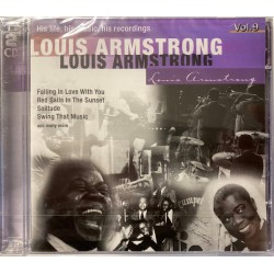 Louis Armstrong,Kenny Baker - His Life, His Music, His Recordings, Vol. 9 (EU 2000 History 205351-356) 2xCD