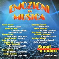 Emozioni in Musica - Suoni E Colori (DeAgostini EM9738-2) CD