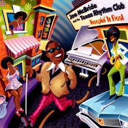 Joe McBride And The Texas Rhythm Club - Keepin' It Real (US 2002 Heads Up International HUCD 3067) CD