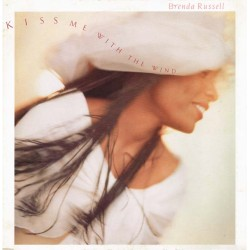 Brenda Russell - Kiss Me With The Wind (EU 1990 A&M 395 271-1) LP