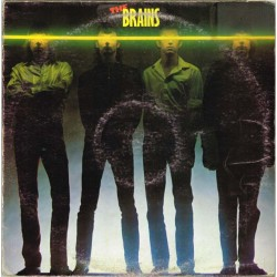 The Brains - The Brains (ITA 1980 Mercury 6337 103) LP