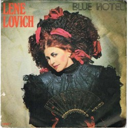 "Lene Lovich: Blue Hotel / Details (ITA 1982) 7"" 45 giri"