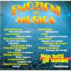 Emozioni in Musica - Non tutti gli uomini (DeAgostini EM9713-2) CD