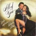 "Julio Iglesias & Diana Ross: All Of You / The Last Time (ITA 1984) 7"" 45 giri"