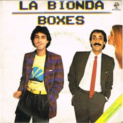 "La Bionda: Boxes / La La Love You (ITA 1981) 7"" 45 giri"