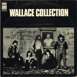 Wallace Collection - Wallace Collection (ITA 1970 Parlophone 3 C 062-04 377) LP