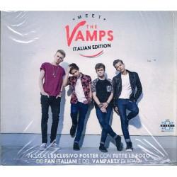 The Vamps - Meet The Vamps (ITA 2014 Virgin EMI 3778477) CD