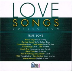 Vari - Love Songs Collection, True Love (ITA 2007 Hobby & Work ) CD