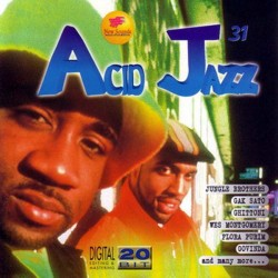 Acid Jazz Vol. 31 (ITA 1998 New Sounds Multimedia CNZ 031) CD