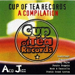 Cup Of Tea Records Compilation (ITA 1997 New Sounds Multimedia CNZ 019X) CD