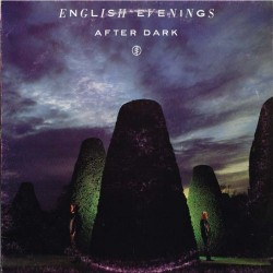 English Evenings - After Dark (ITA 1985 WEA, Safari 24 0615-1) LP