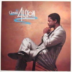 Gerald Alston - Gerald Alston (USA 1988 Motown MOT-6265) LP