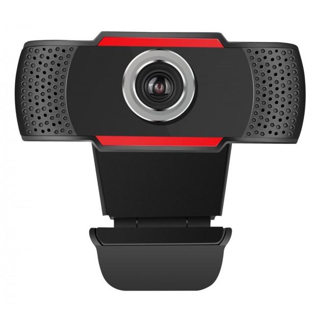 Webcam USB 720p con microfono, Compatibile con Windows e Android TV box