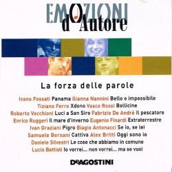 Vari - La Forza Delle Parole (ITA 2006 De Agostini EDA02-2) CD