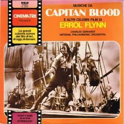 Charles Gerhardt, National Philharmonic Orch.-Capitan Blood E Altri Celebri Film Di Errol Flynn (ITA 1978) LP