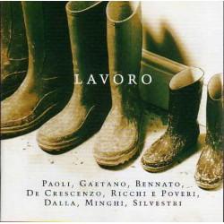 I Colori Della Vita N.6 - Lavoro (ITA 2005) CD