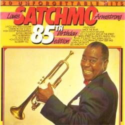 Louis Satchmo Armstrong - 20 Unforgettable Hits (GRE 1988 Big Band Era 2601752) CD
