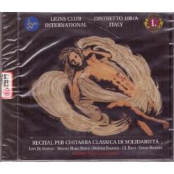 Vincenzo Solimando - Recital per chitarra classica: Narvaez,Ponce,Paganini,Bach,Regondi,Tarrega