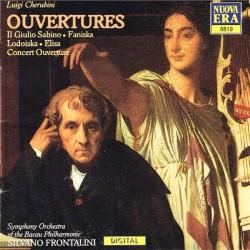 Cherubini - Ouvertures: Silvano Frontalini, Symphony Orchestra of Bacau Philarmonic