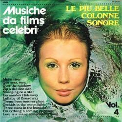John Blackinsell Orchestra - Le Più Belle Colonne Sonore Vol.4 (ITA 1973 Joker SM 3430) LP NM