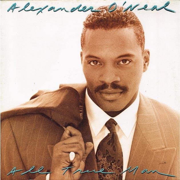 Alexander O'Neal - All True Man (EU 1991 Tabu Records 465882 1) LP