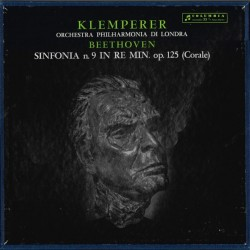 Beethoven - Sinfonia N. 9 In RE Min. Op.125 (Corale): Otto Klemperer, Philharmonia Orchestra