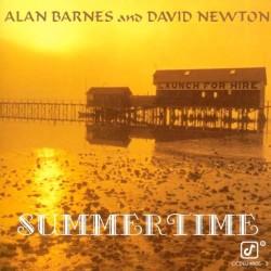 Alan Barnes And David Newton - Summertime (UK 2000 Concord Jazz CCDEU 4905-2) CD