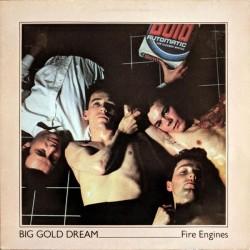 "Fire Engines - Big Gold Dream (UK 1981 Pop Aural POP 013) EP 12"" 45 giri"
