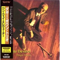 Dougie Bowne - One Way Elevator (JAP 1998 DIW 920) CD