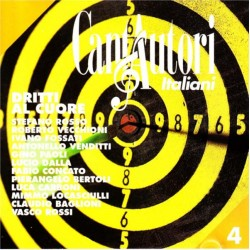 Vari - Cantautori Italiani Vol. 4, Dritti Al Cuore (ITA 1995 RCS) CD