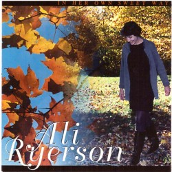 Ali Ryerson - In Her Own Sweet Way (GER 1996 Concord Jazz CCD-4687) CD