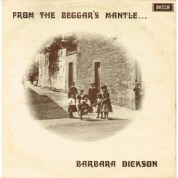 Barbara Dickson - From The Beggar's Mantle......Fringed With Gold (UK 1972 Decca SKL 5116) LP