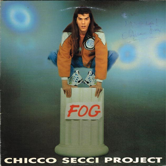 Chicco Secci Project - Fog (ITA 1990 New Music NMLP 1014) LP