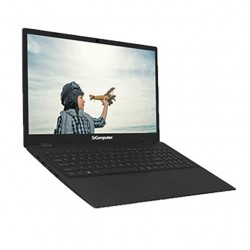 "Notebook SiComputer NAUTA 01E 15,6"" Intel N4000. Ram 8 GB / SSD 240 GB. / WINDOWS 10"