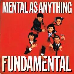 Mental As Anything - Fundamental (HOL 1985 Epic 26836, BFC 40299) LP