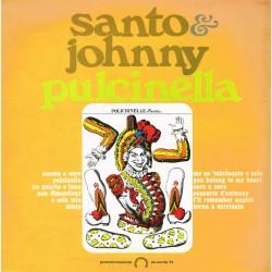 Santo & Johnny - Pulcinella (ITA 1973 Canadian-American CAN/LP 74 S) LP
