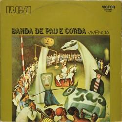 Banda De Pau e Corda - Vivência (BRA 1973 RCA Victor 103.0086) LP
