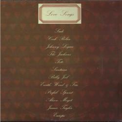 Vari - Love Songs (ITA 1989 CBS 460939 1) LP