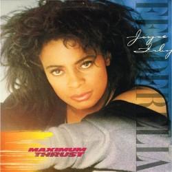 "Joyce ""Fenderella"" Irby - Maximum Thrust (ITA 1989 Motown ZL 72662) LP"