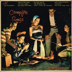 Red Barry / The Dapper Dans - Campfire Songs (USA Hollywood LPH-107) LP