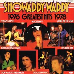 Showaddywaddy - Greatest Hits 1976/1978 (GER 1978 Arista, EMI Electrola 1C 064-62 050) LP