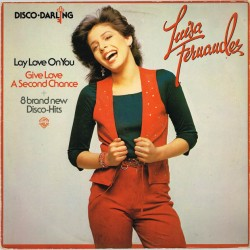 Luisa Fernandez - Disco Darling (GER 1978 Warner Bros. WB 56 537) LP